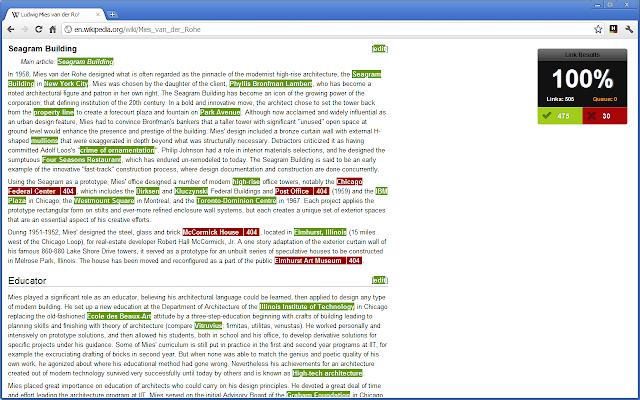Check My Links Screenshot