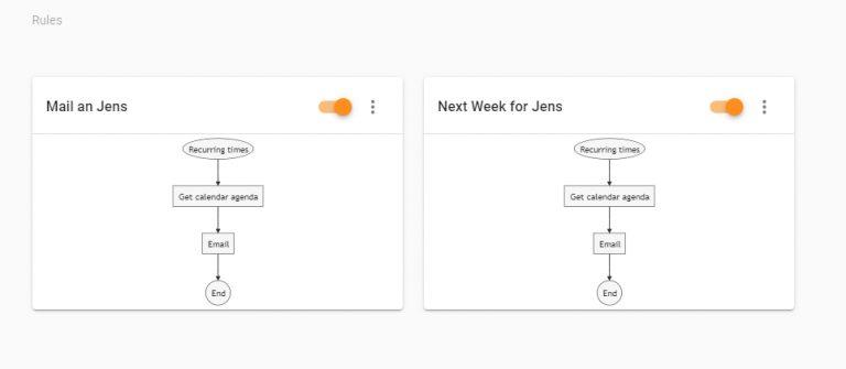 Google Kalender: Tägliche & Wöchentliche Agenda im Posteingang 14