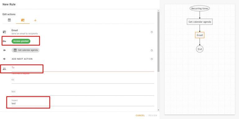 Google Kalender: Tägliche & Wöchentliche Agenda im Posteingang 8