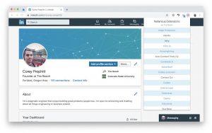 Die 47 besten LinkedIn Tools 13