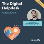 The Digital Helpdesk mit Jens Polomski