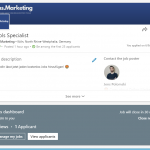 LinkedIn als Firma kommentieren & liken 25