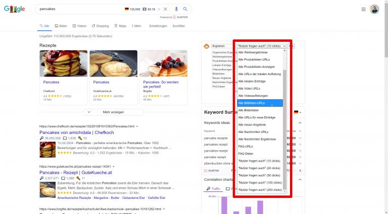 Chrome Plugins für Marketer 4