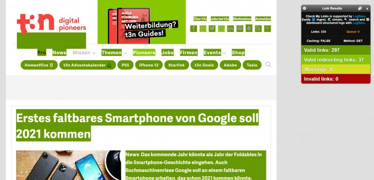 Chrome Plugins für Marketer 2