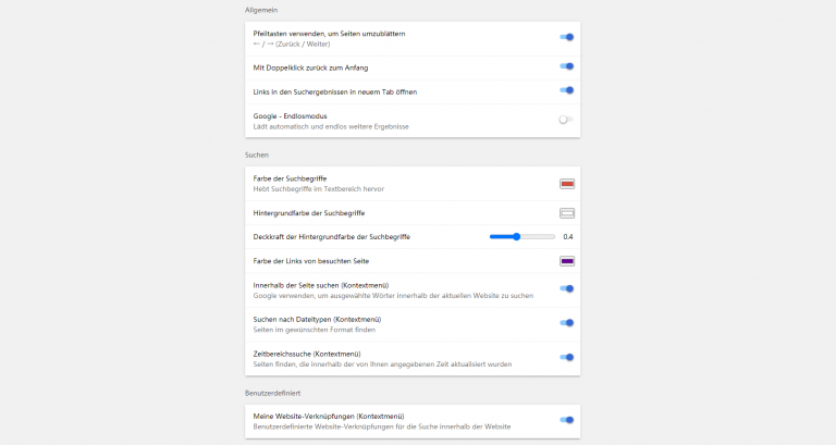 Chrome Plugins für Marketer 25