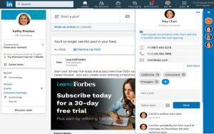 Die 47 besten LinkedIn Tools 10