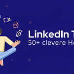 LinkedIn als Firma kommentieren & liken 24