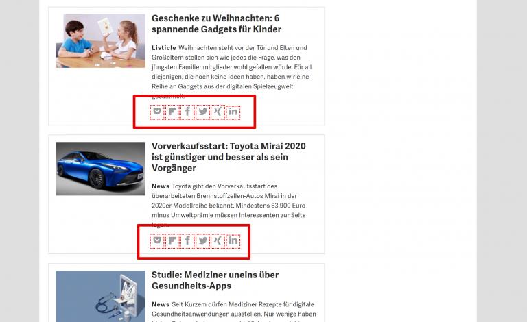 Chrome Plugins für Marketer 3