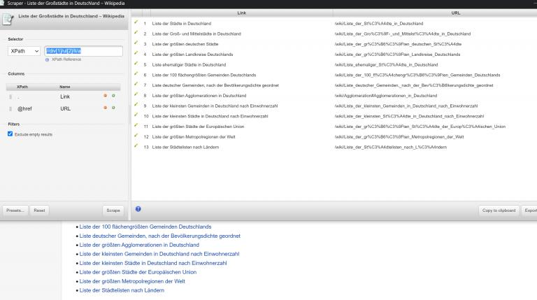 Chrome Plugins für Marketer 10