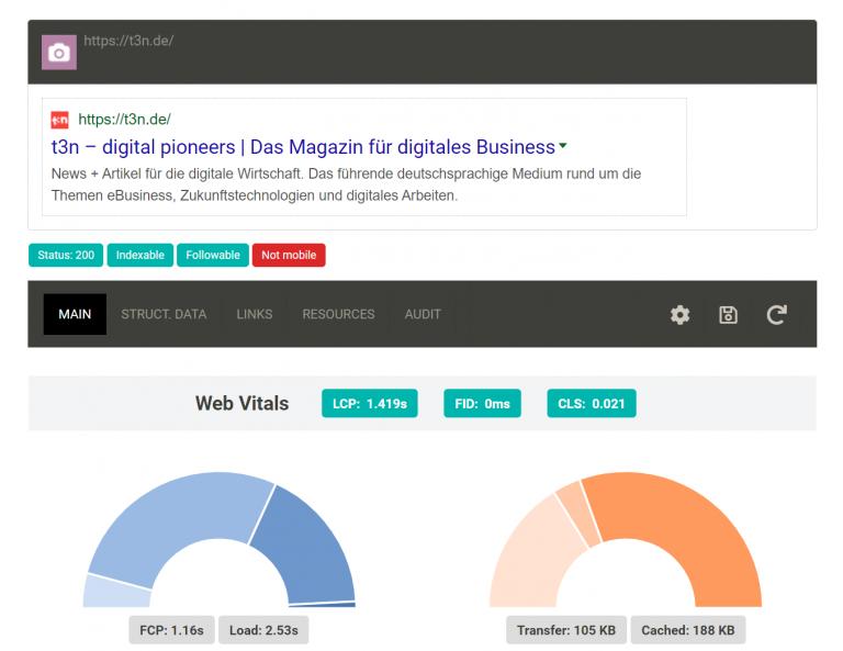 Chrome Plugins für Marketer 5