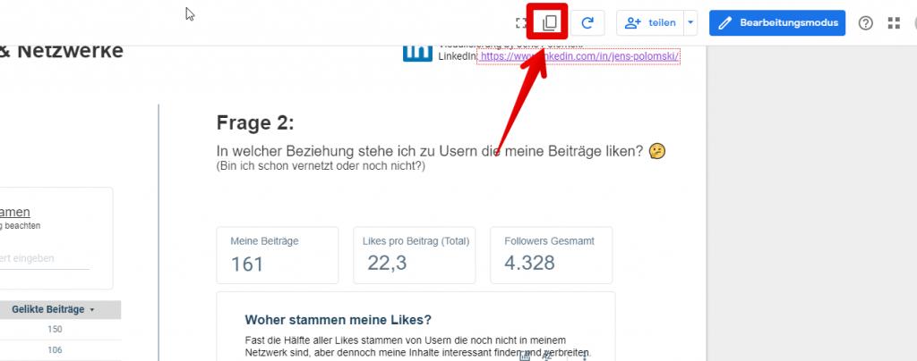 LinkedIn Dashboard Fans 8