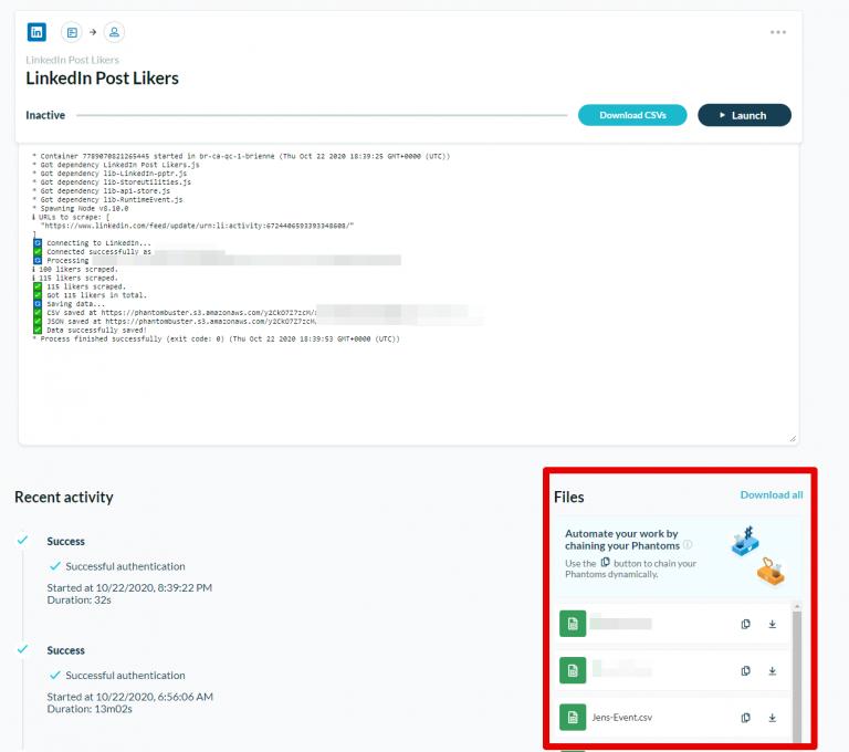 LinkedIn Dashboard Fans 6